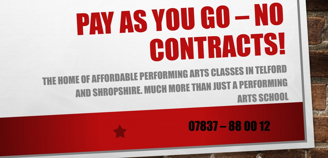 Pay As You Go - No Contract