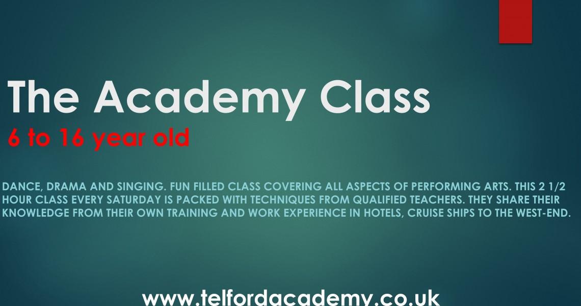 The Academy Class