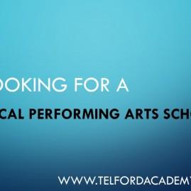 Local Performing Arts School